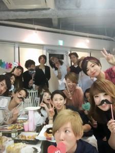 bouquet2周年☆歓迎会