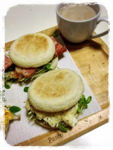 のんびり朝食☆彡