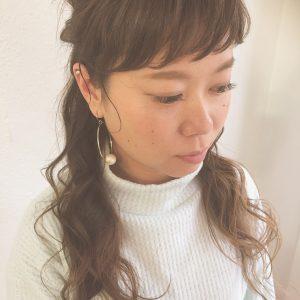 前髪~(#^.^#)