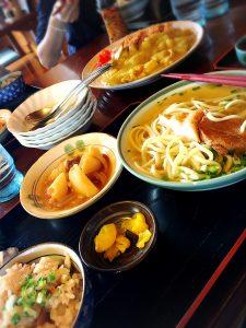 地元料理☆