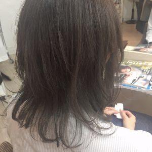☆ベージュ×アッシュ☆インナーカラー