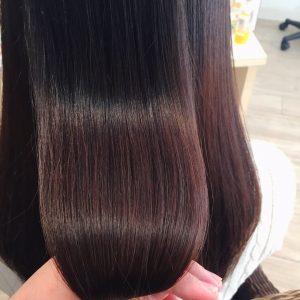 乾燥の季節、髪の毛も保湿が大切です!!