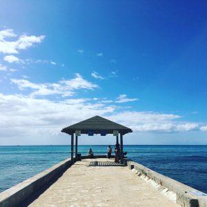 青空と海☆