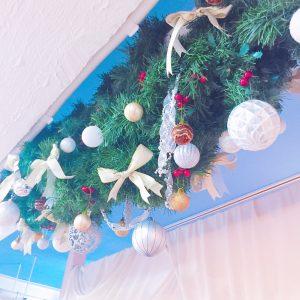 *lagoonもクリスマス仕様に*