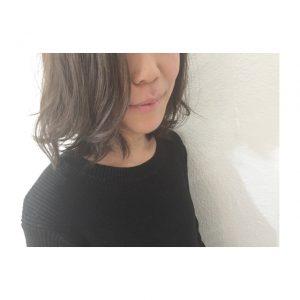 ★暗髪×透明感カラー★