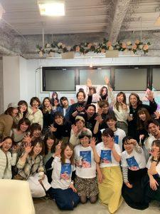 姉妹店bouquet5周年☆