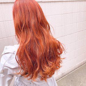 *今人気のさわやかオレンジカラー*