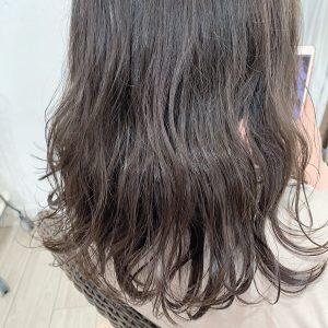 *暗髪でも夏っぽくしてみませんか?*