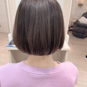 *季節や髪の状態に合わせたスタイルに*