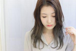 ☆大人レイヤーロング×透明感カラー