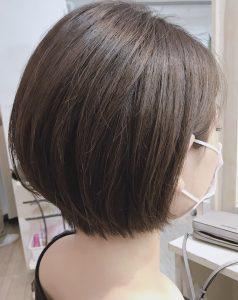☆夏髪ショート
