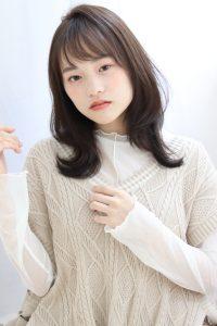 *秋スタイル☆ココアブラウンカラー*