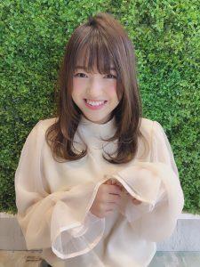 *春スタイル☆ツヤサラ好感度ヘア*