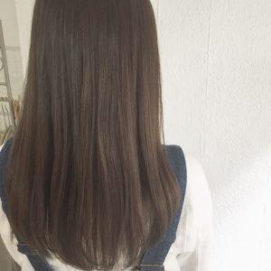 *春夏カラー☆透明感くすみベージュカラー*