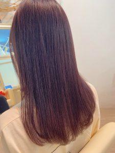 *秋の準備☆しっかり保湿で髪の毛を癒しましょう*