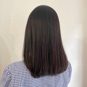 サラツヤ縮毛矯正、、*